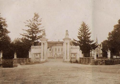 Грицівський палац свого часу славився бібліотекою та галереєю