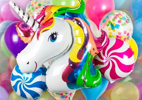 Кульки— обов'язковий атрибут на дитячому святі