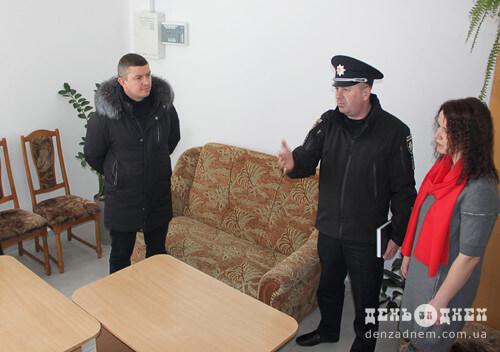 У Шепетівському районі показали нові поліцейські станції