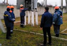 Шепетівські рятувальники «рятували» людей на території РЕМ