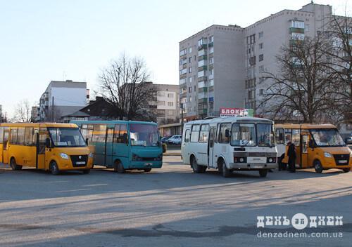 У Шепетівці обговорять тарифи на перевезення у громадському транспорті