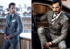 Які чоловічі костюми цьогоріч — у тренді?