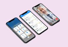 Через мобільний додаток у період пандемії можна отримати безкоштовні консультації лікарів