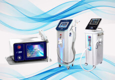 Оборудование для лазерной эпиляции