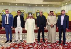 Породистих овець з Ленковецької ОТГ презентували на виставці в Дубаї