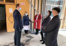 Шепетівську лікарню відвідав голова ОДА