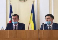 Заступник голови ОДА представив нового очільника Шепетівщини