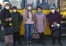 Судилківська ОТГ організувала перевезення медиків до місця роботи шкільними автобусами