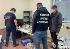 На Хмельниччині посадовці ДСНС щомісяця реалізовували до 10 кілограмів наркотиків