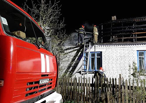 У Шепетівці внаслідок пожежі загинув 54-річний чоловік