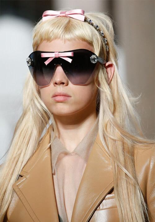 Модні тенденції 2020: окуляри-маски, ретро та унісекс