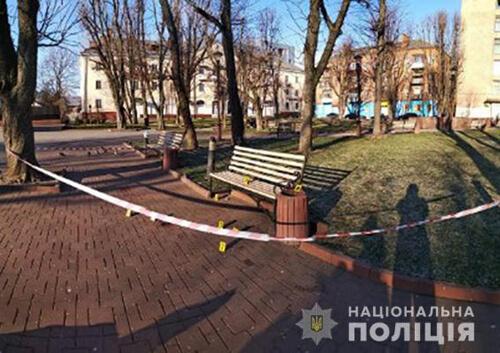 Затримали підозрюваного, який у центрі Хмельницького побив до смерті 42-річного чоловіка