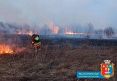 На Хмельниччині жінка спалювала сміття, а підпалила округу