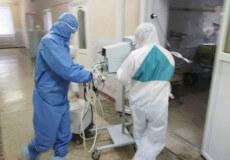 У Шепетівській багатопрофільній лікарні на COVID-19 захворіло 11 медиків реанімації