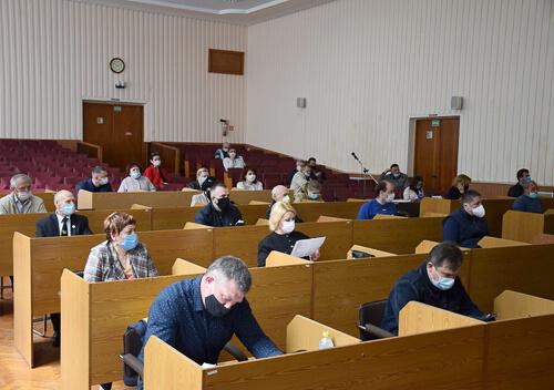 Шепетівські депутати підтримали підприємців міста