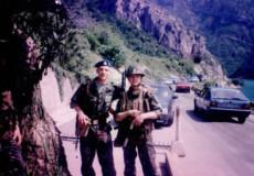 Почесний шлях гвардійця-миротворця з Хмельниччини
