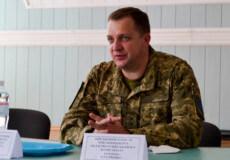 Військовий комісаріат Хмельниччини очолив 39-річний полковник