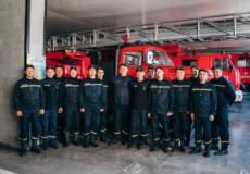 Шепетівські надзвичайники рятували Чорнобильську зону від вогню