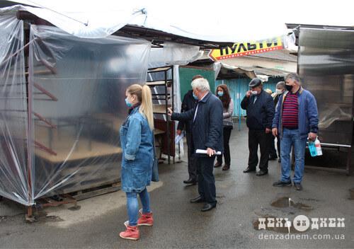 У Шепетівці з 5 травня запрацює лише один ринок