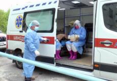 У Полонському районі в 19-річної матері діагностували COVID-19