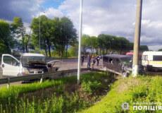 На Хмельниччині сталася ДТП: одна людина загинула і ще четверо отримали травми
