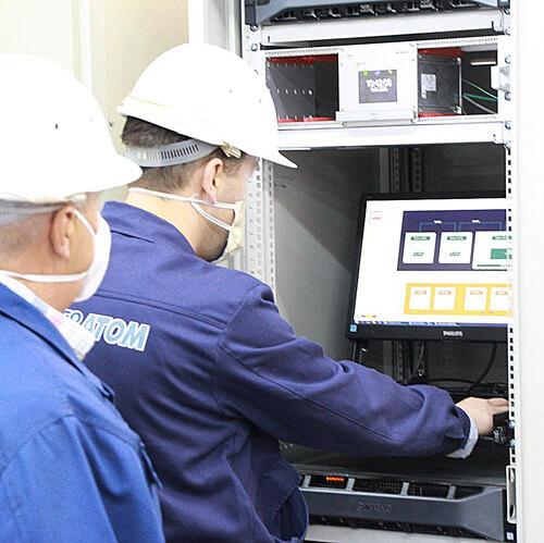 На Хмельницькій АЕС модернізували систему живлення власних потреб