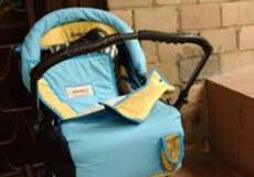 Викрадену в Шепетівці дитячу коляску, зловмисник здав у славутський ломбард