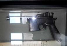 У шепетівському Музеї пропаганди експонується легендарний Маузер К-96