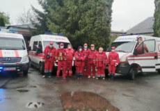 Шепетівські медики «швидкої допомоги» приєдналися до акції «За гідну оплату праці»