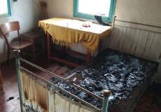 Нічного грабіжника, який намагався спалити 90-річного дідуся живцем, взяли під варту