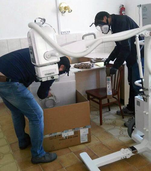Шепетівському відділенню інтенсивної терапії зробили подарунок на мільйон гривень