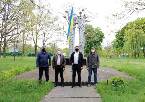 На Славутчині вшанували пам'ять жертв політичних репресій