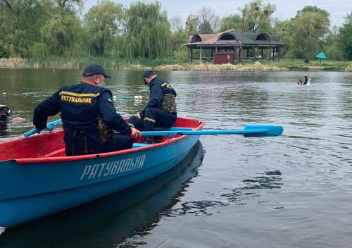 Шепетівські рятувальники навчали безпечно відпочивати на водоймищах