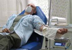 У Нетішині нацгвардійці здали донорську кров