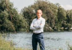 Молодий підприємець Павло Алілуйко очолив сільську ОТГ