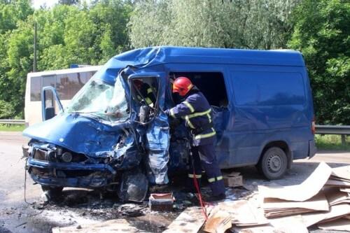 На Хмельниччині ДТП забрала життя трьох людей