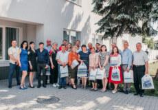 У Шепетівці уклали угоди соціального партнерства між громадами та «Епіцентр Агро»