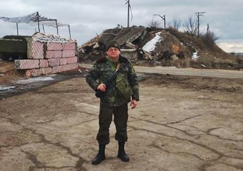 Гвардійські ангели в білих халатах: майор медичної служби Віталій Лисюк