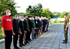 Хмельницький батальйон прийняв перших цьогорічних призовників