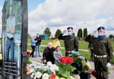 У Хмельницькому вшанували загиблого у російсько-українській війні розвідника
