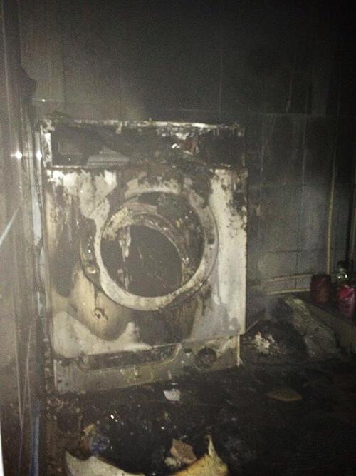 У Понінці ліквідували пожежу будинку: збитки сягнули 100000 гривень