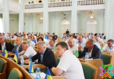 Депутати Хмельницької облради підтримали славутчан