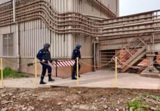 Снаряд часів Другої Світової війни 76-го калібру потрапив на Кам'янець-Подільський цементний завод