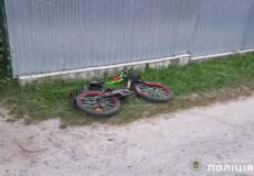 У Ізяславі внаслідок ДТП травмувався 7-річний хлопчик