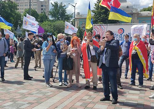 Громади Хмельниччини вимагали відмінити «партизацію» та ще раз опрацювати законопроєкт про новий адмінтерустрій