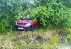 Біля Цвітохи не розминулися дві автівки: постраждалого доправили у Шепетівську ЦРЛ