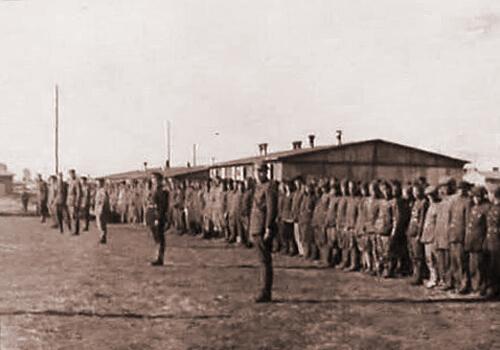 У Шепетівці в період окупації діяли козачі частини у складі Вермахту