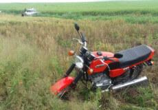 Старокостянтинівські копи разом із власником оперативно затримали викрадача мотоцикла