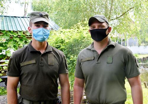 Хмельницькі гвардійці затримали мешканця іншої області зі 100 грамами наркотиків