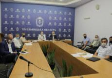 Заступник голови Хмельницької ОДА просив міністерство врегулювати мільйонні борги Шепетіки за газ
